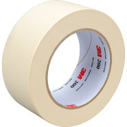 3M 200 Scotch Paint Masking Tape Natural 2 inch x 60 Yards