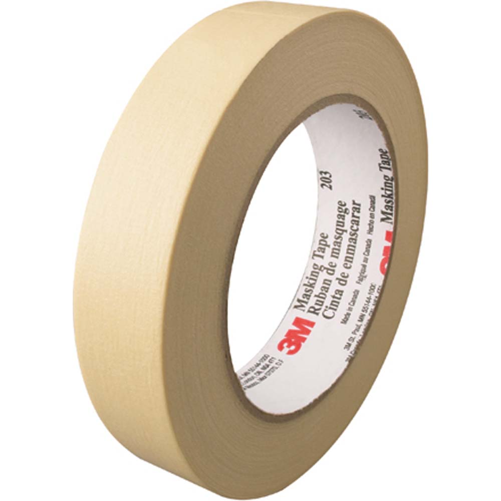 3m 203 36 mm x 55 m general purpose masking tape. Black Bedroom Furniture Sets. Home Design Ideas