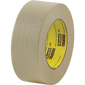 1/8 inx60 yd 6.3 mil scotch performance masking tape