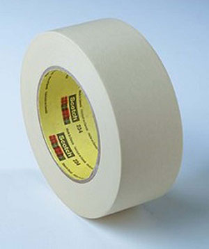 12 mmx55 m 5.9 mil scotch masking tape