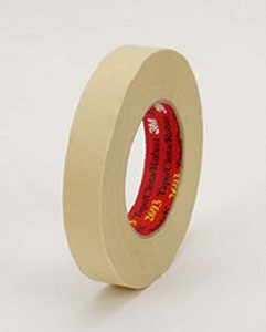 24 mmx55 m 7.9 mil scotch premium hi temp masking tape