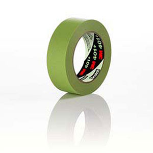 18 mmx55 m 6.7 mil high performance green masking tape