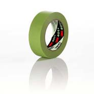 6 mmx55 m 6.7 mil high performance green masking tape