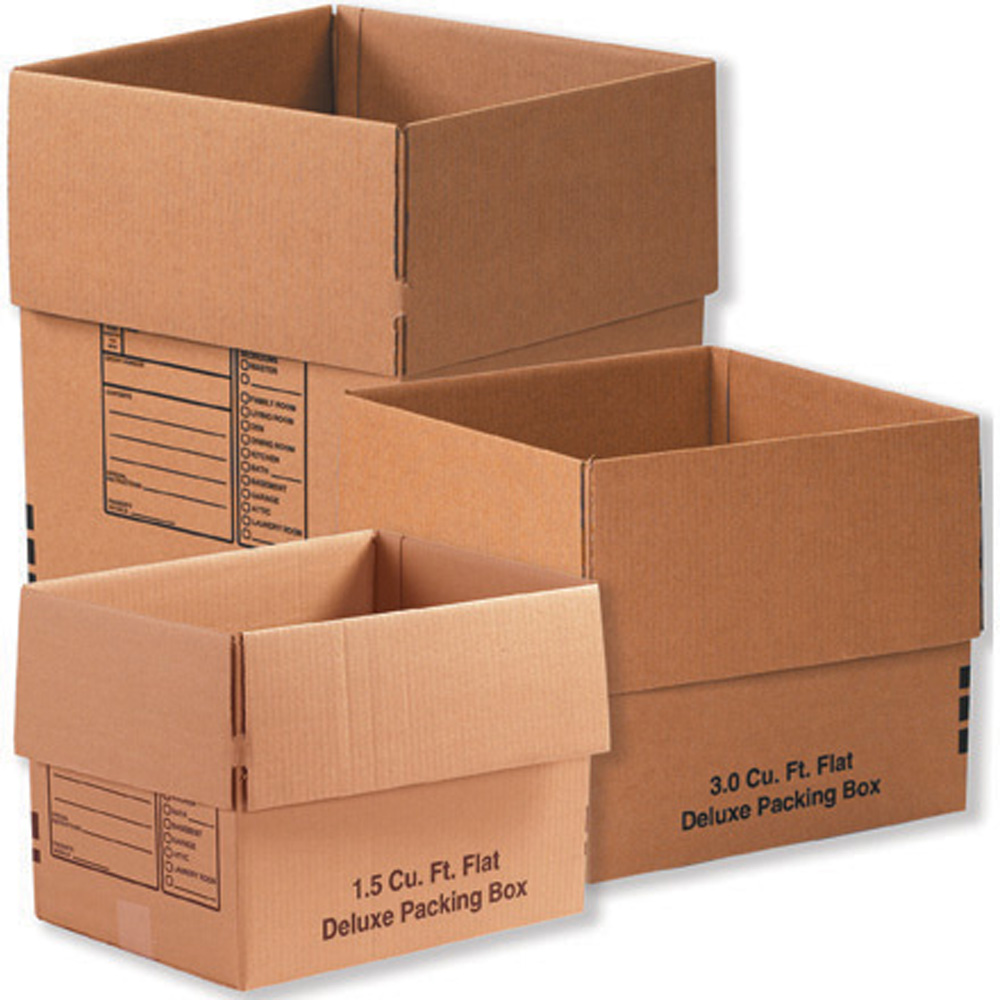 Small Moving Box Combo Pack 15 Boxes