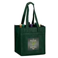 6 Bottle Wine Carry Bags