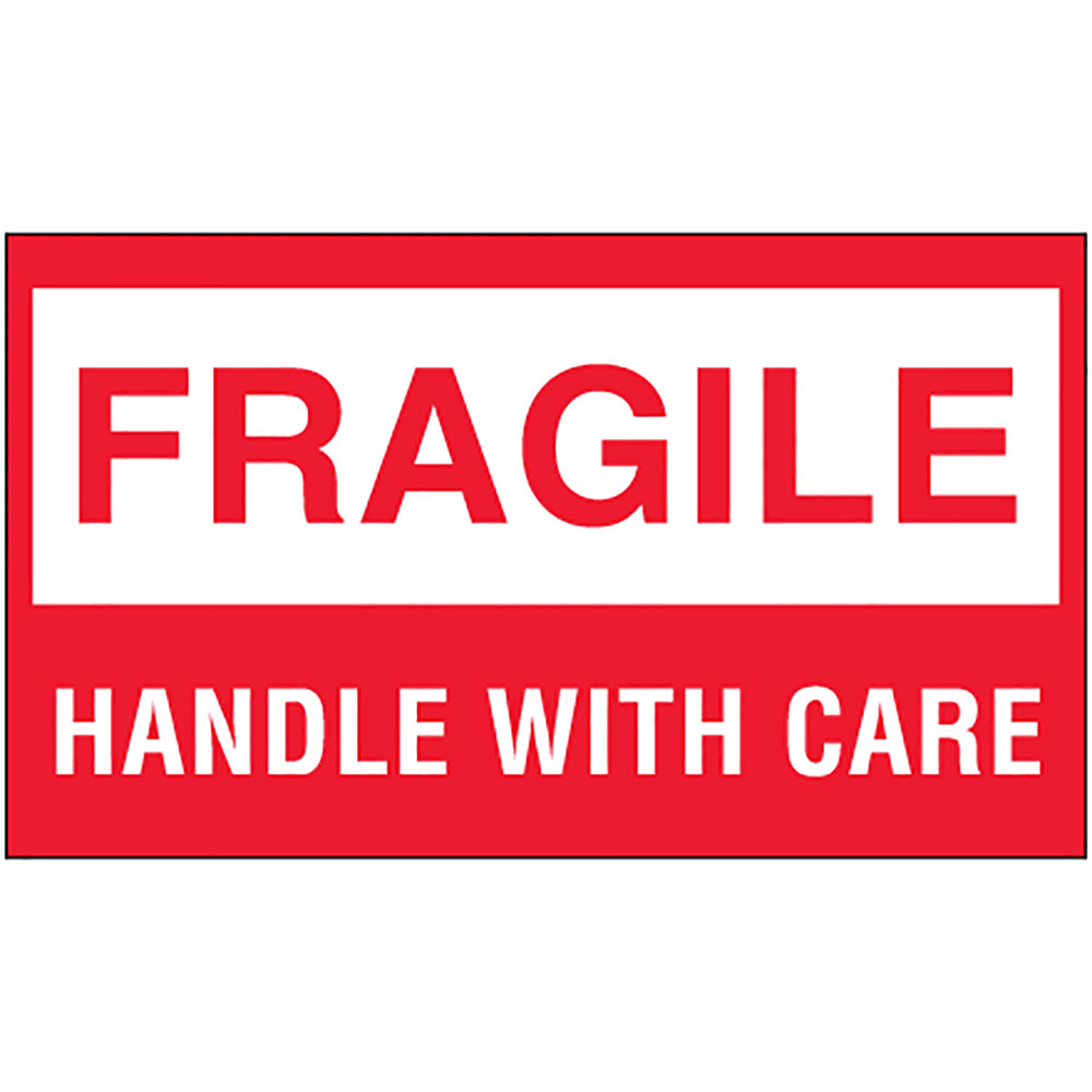 Fragile - Handle with Care Labels 3