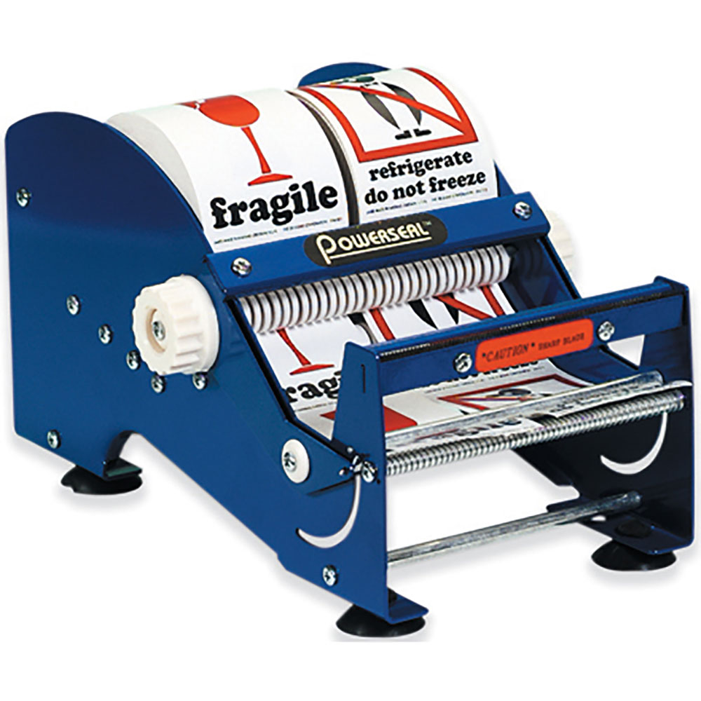 6 inch Tabletop Label Dispenser