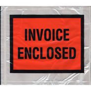Full Face Invoice Enclosed