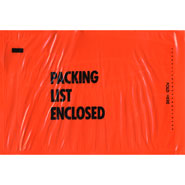 Packing List Envelope 5.25 X 8 Full Face Packing List Enclosed (Military)
