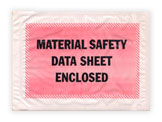 MSDS Packing List Envelopes