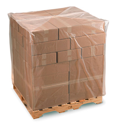 Pallet Covers used for short-term storage to cover materials on a pallet