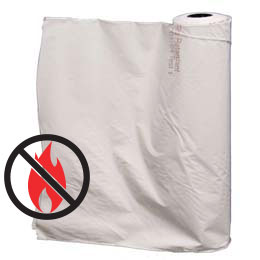 Fire Retardant Plastic Sheeting
