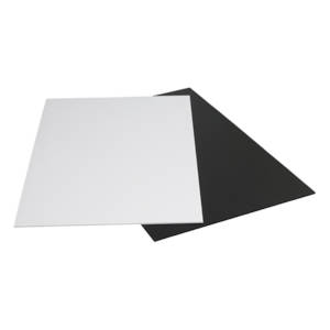 24x36 Black Plastic Sheets
