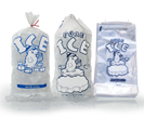 Plastic Ice Bags at Wholesale Prices