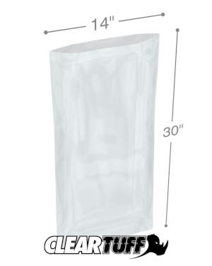 14 x 30 1 mil Poly Bags