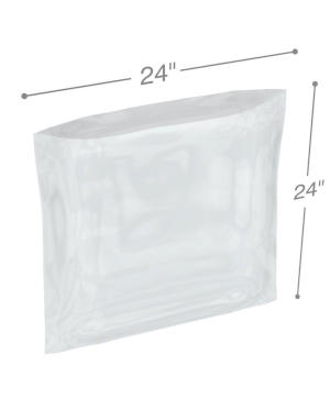 20 x 48 1 mil Poly Bags