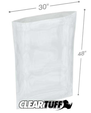30 x 48 1.5 mil Poly Bags