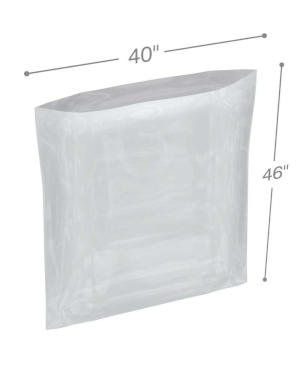 40 x 46 1 mil Poly Bags