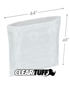 44 x 48 4 mil Poly Bags
