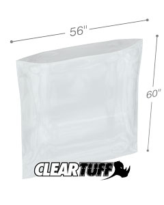 56 x 60 4 mil Poly Bags