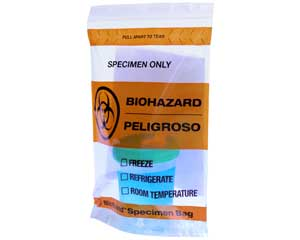 bio-hazard bags medical transport bags