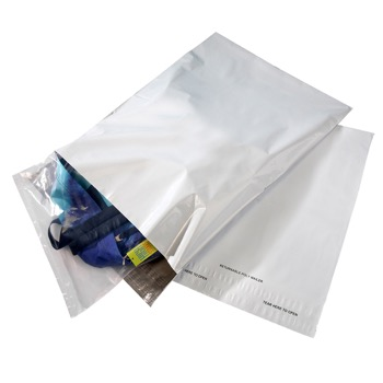 14 x 17 in Returnable Poly Mailer
