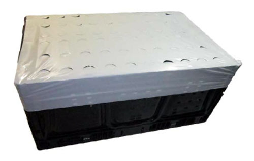 RPC Poly Covers for IFCO containers