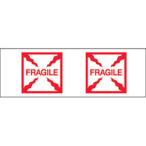 Fragile (Box)Tape Carton Sealing Tape
