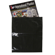 10 in x 12 in 2 mil reclosable poly bags