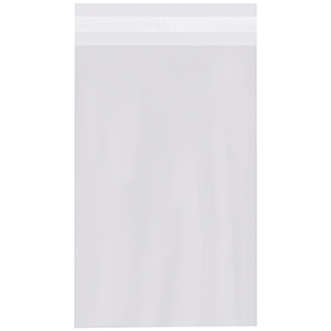12 x 8 Flat Resealable Poly Bags