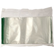 Green Line Bioderadable 6 x 9 Reclosable Zipper Bag Inner Pack