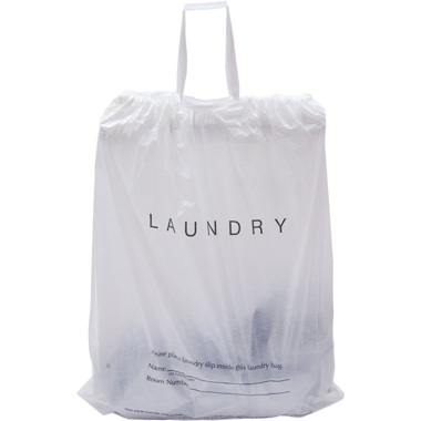 Hotel Laundry Bags, hotel garment bags