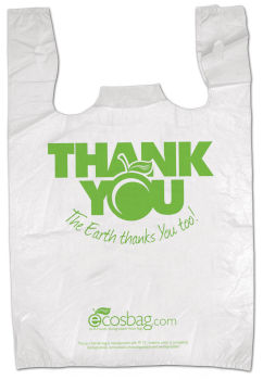 Earth Friendly Printed 11 1 2 Inch X 3 21 Thank You