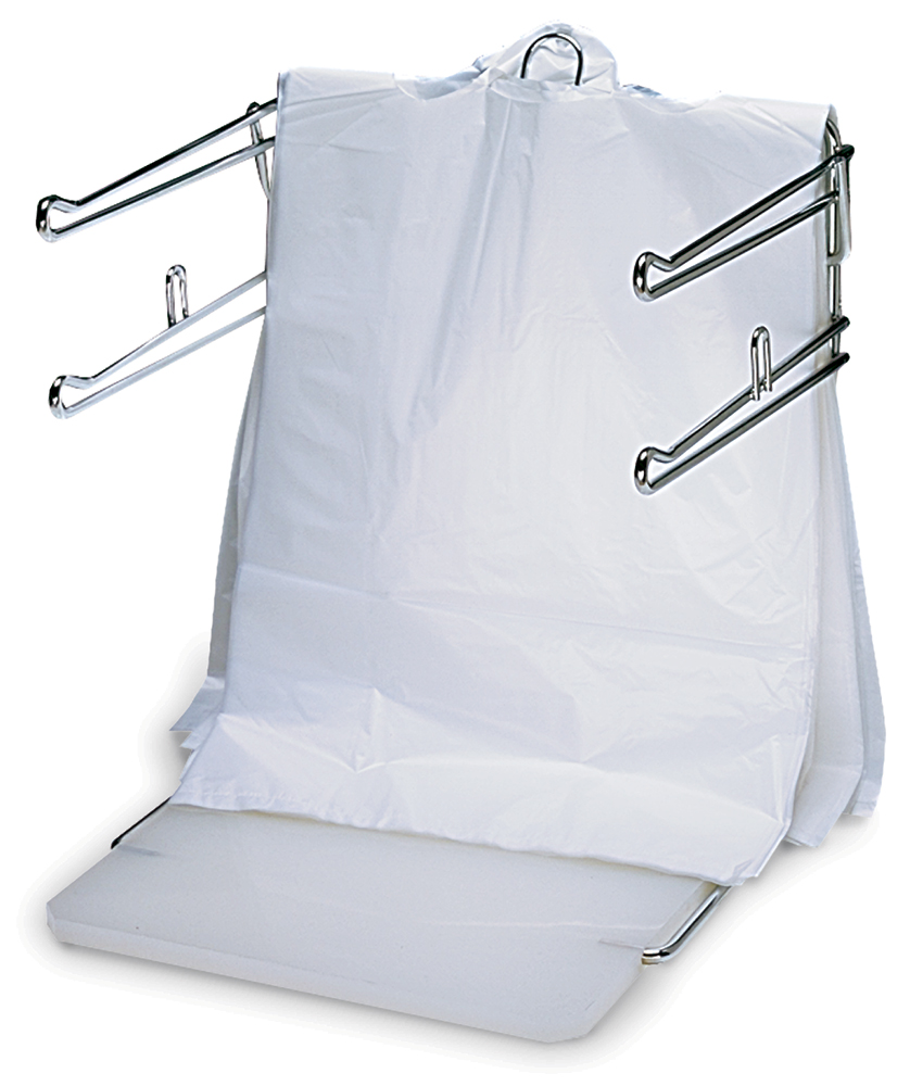 t shirt bag dispenser rack
