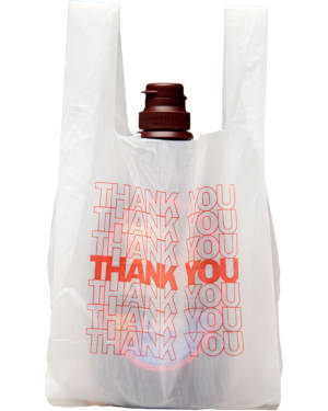 6 x 4 x 15 Thank You Bags