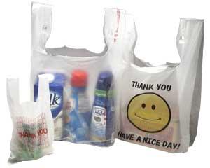 Plastic Retail Merchandise Bags & Plastic Shopping Bags