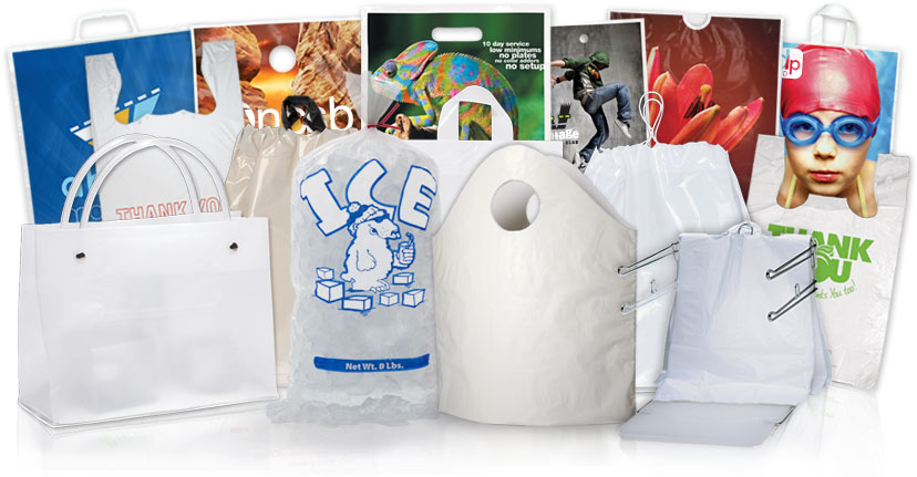Ping Retail Merchandise Bags At Whole Prices