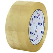 48mm x 100m Clear Acrylic Tape 1.91 mil