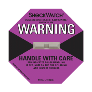 ShockWatch 2 37G Label