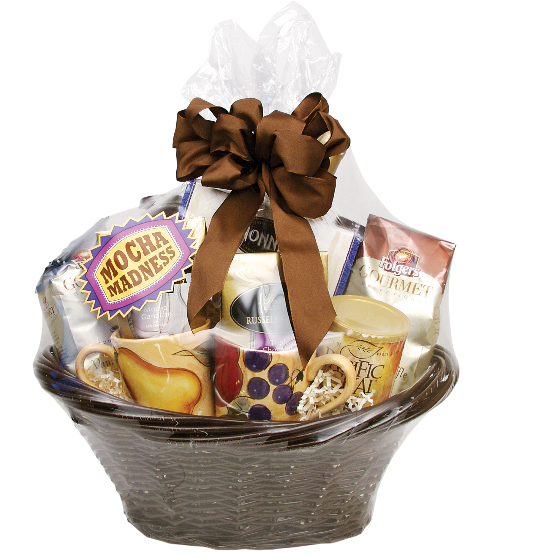 Shrink Wrap Basket