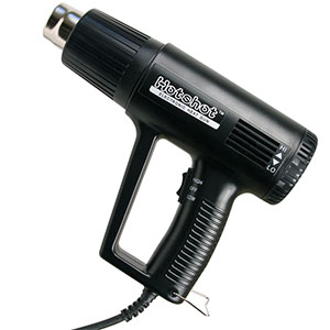 Deluxe Variable Temperature Heat Gun