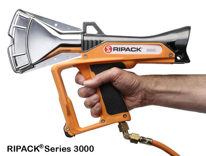 Ripack Series 3000 Shrinkwrap Gun