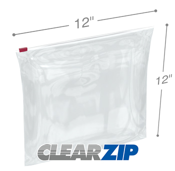 12 x 12 Slider lock Bag