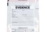 Law Enforcement Evidence Bags