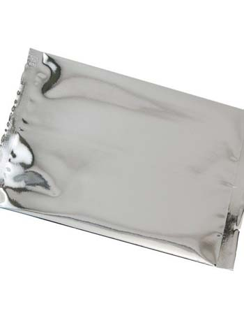 16 oz Flat Pouch with PET VMPET LLDPE