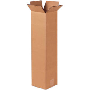 12x12x40 tall boxes