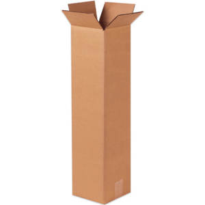 4x4x18 tall boxes