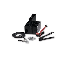 5/8x0.02x200 steel strapping kit