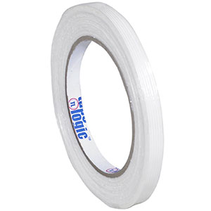 3/8 in x 60 yds industrial strapping tape