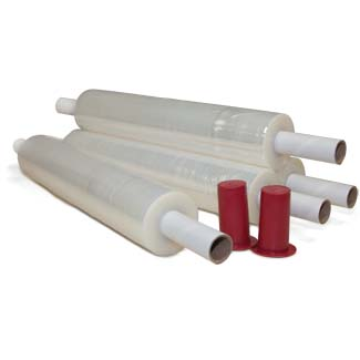 Hand Extended Core Stretch Wrap Film